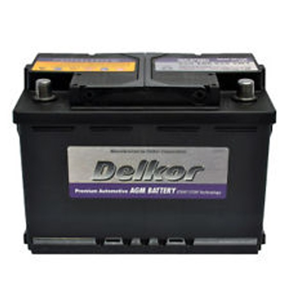delkor start stop ln5 agm battery din88h battery. Black Bedroom Furniture Sets. Home Design Ideas