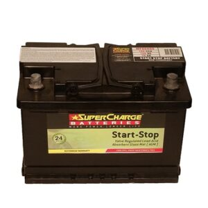 Supercharge Batteries AGM MF66HHS