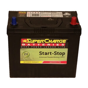 Supercharge Batteries EFB MFB24EF