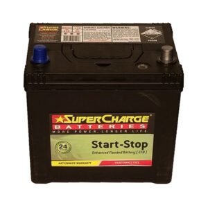 Supercharge Batteries EFB MFD23EF