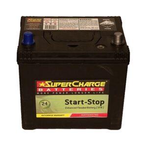 Supercharge Batteries EFB MFD23EF