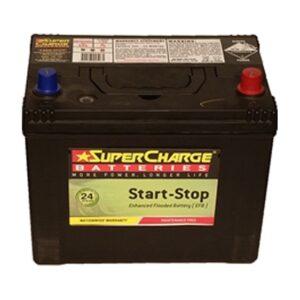 Supercharge Batteries EFB MFD26EF