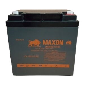 Maxon Endurance Deep Cycle MXEG12-40