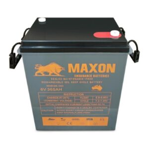 Maxon Endurance Deep Cycle MXEG6-365