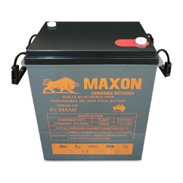 Maxon Endurance Deep Cycle MXEG6-365