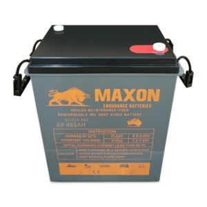 Maxon Endurance Deep Cycle MXEG6-465