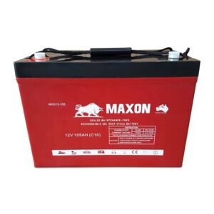 Maxon Gel Deep Cycle MXG12-105