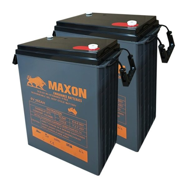 Maxon Battery Bank 365-2