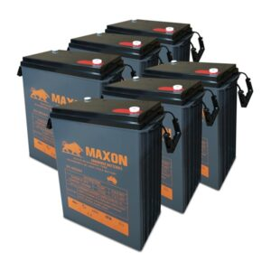 Maxon Battery Bank 465-6