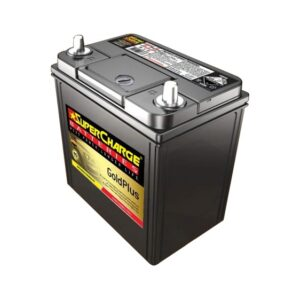 Supercharge Batteries Gold Plus MF40B20L