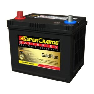 Supercharge Batteries Gold Plus MF50