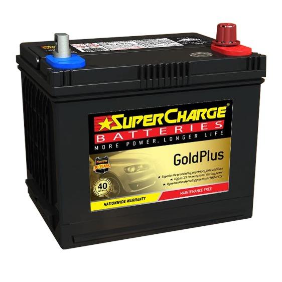 Supercharge Batteries Gold Plus MF51