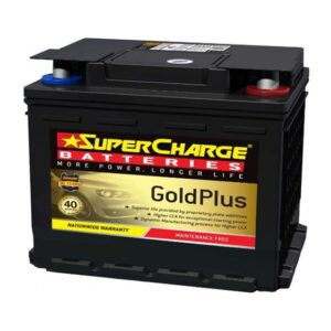 Supercharge Batteries Gold Plus MF55