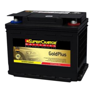 Supercharge Batteries Gold Plus MF55H