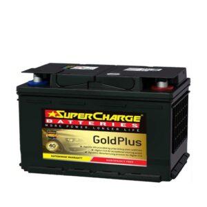 Supercharge Batteries Gold Plus MF66