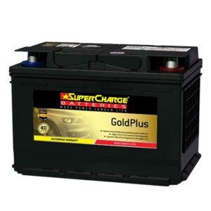 Supercharge Batteries Gold Plus MF66H