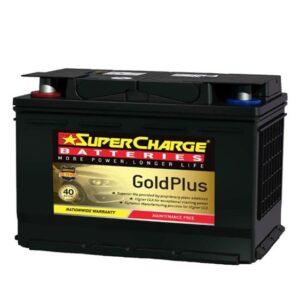 Supercharge Batteries Gold Plus MF66HR