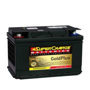 Supercharge Batteries Gold Plus MF66R