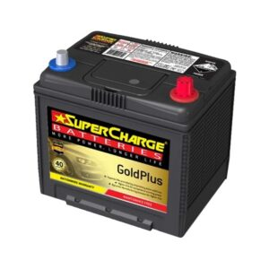 Supercharge Batteries Gold Plus MF75D23L
