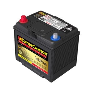 Supercharge Batteries Gold Plus MF75D23R