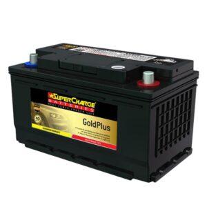 Supercharge Batteries Gold Plus MF77