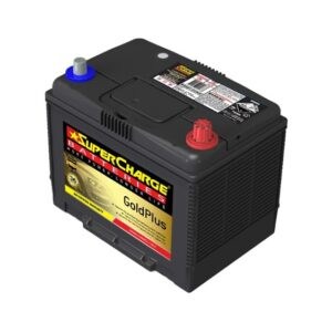 Supercharge Batteries Gold Plus MF80D26L