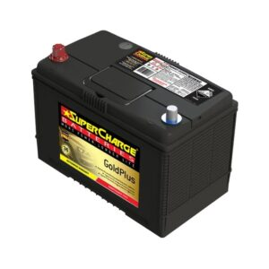 Supercharge Batteries Gold Plus MF95D31R