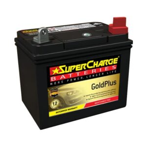 Supercharge Batteries Gold Plus MFU1R